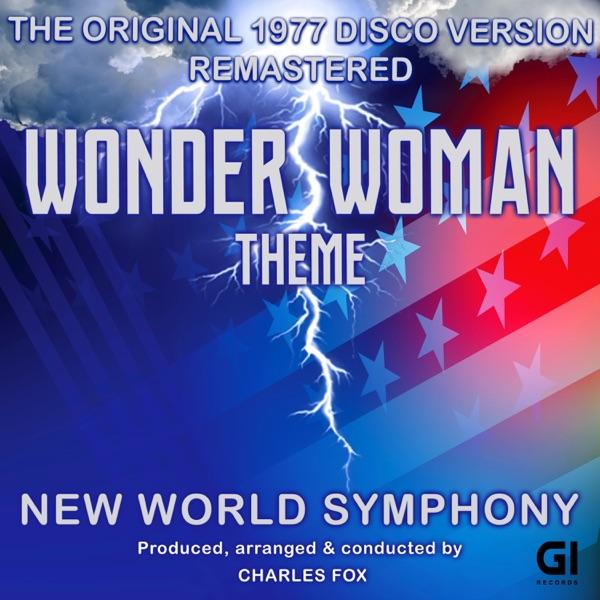 Wonder Woman (1977 Disco Version Theme) [Remaster] - Single