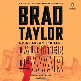 Daughter of War: A Pike Logan Thriller (Unabridged) audiobook