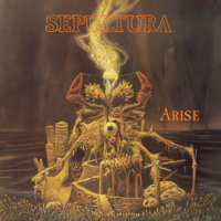 Sepultura - Arise (Expanded Edition) artwork