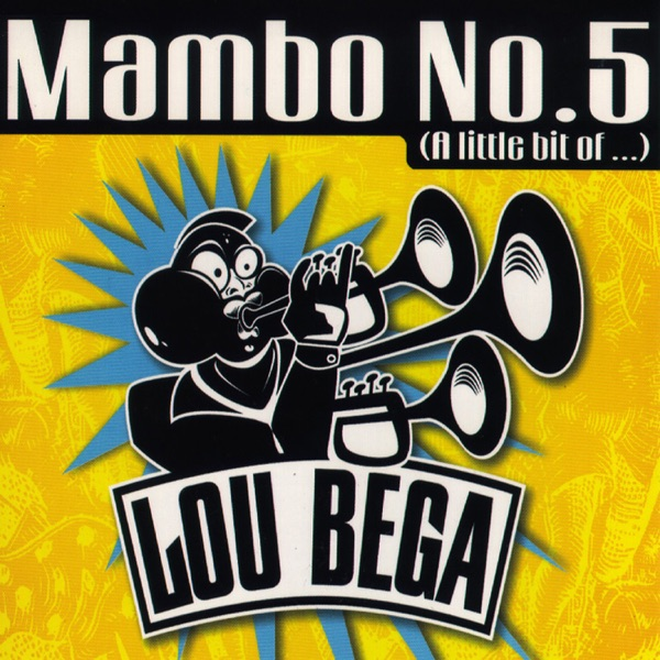 Lou Bega mit Mambo No. 5 (A Little Bit Of...)