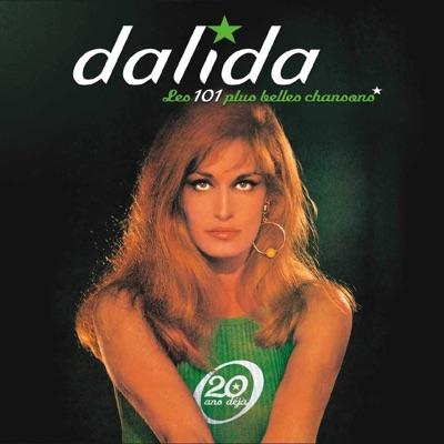 Les 101 plus belles chansons - Dalida