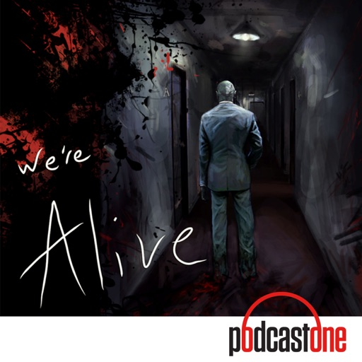 "Cover image of We're Alive - A ""Zombie"" Story of Survival"