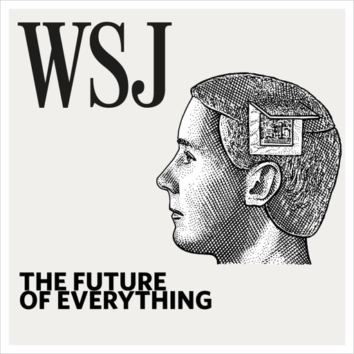 Cover image of WSJ The Future of Everything
