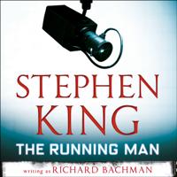 Stephen King & Richard Bachman - The Running Man artwork