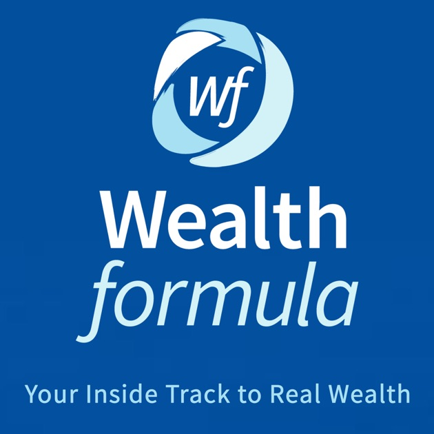 the wealth formula podcast by buck joffrey wealth formula by buck joffrey on apple podcasts