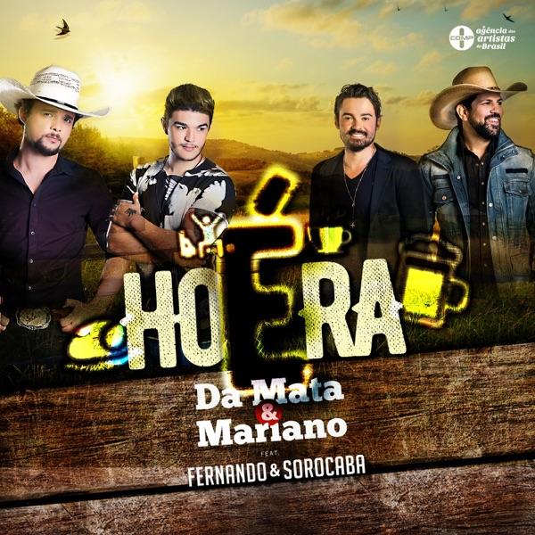 É Hora (feat. Fernando & Sorocaba) - Single