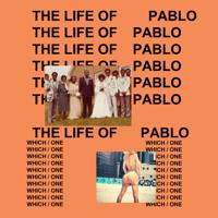 Kanye West - The Life of Pablo artwork