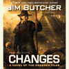 Jim Butcher - Changes (Unabridged)  artwork
