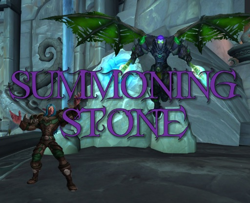 Cover image of The Summoning Stone
