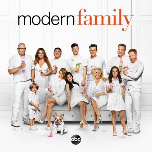 Modern Family, Season 10 poster
