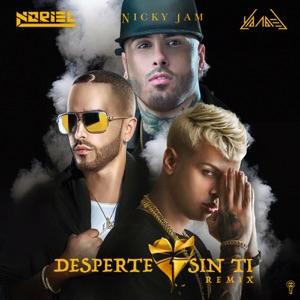 Noriel, Nicky Jam & Yandel - Desperte Sin Ti (Remix)