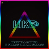 Like (feat. Tiwa Savage & Fiokee) artwork