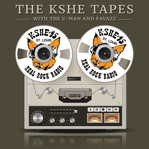 Cover image of The KSHE Tapes