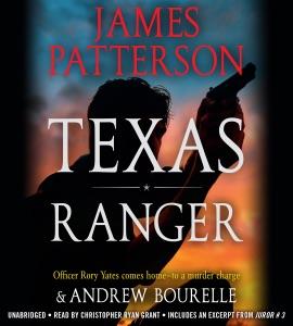 Texas Ranger (Unabridged) - James Patterson audiobook, mp3