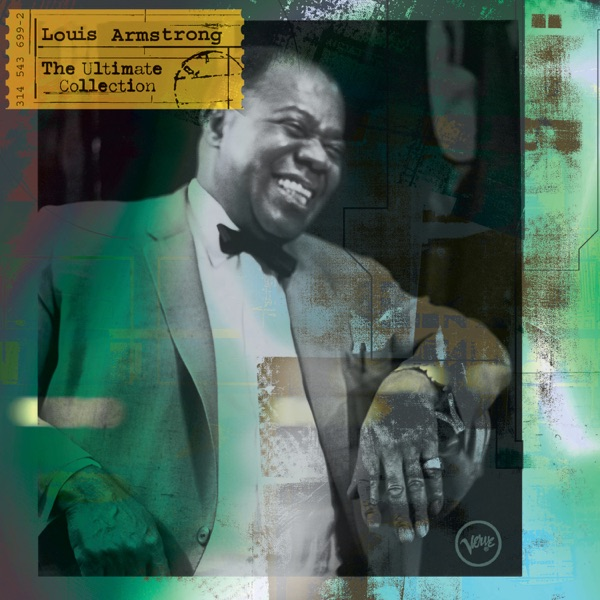 Louis Armstrong by What A Wonderful World on Mearns FM