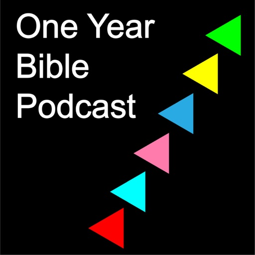 Cover image of One Year Bible Podcast