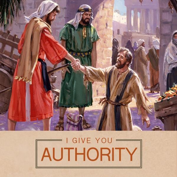 I Give You Authority Audio