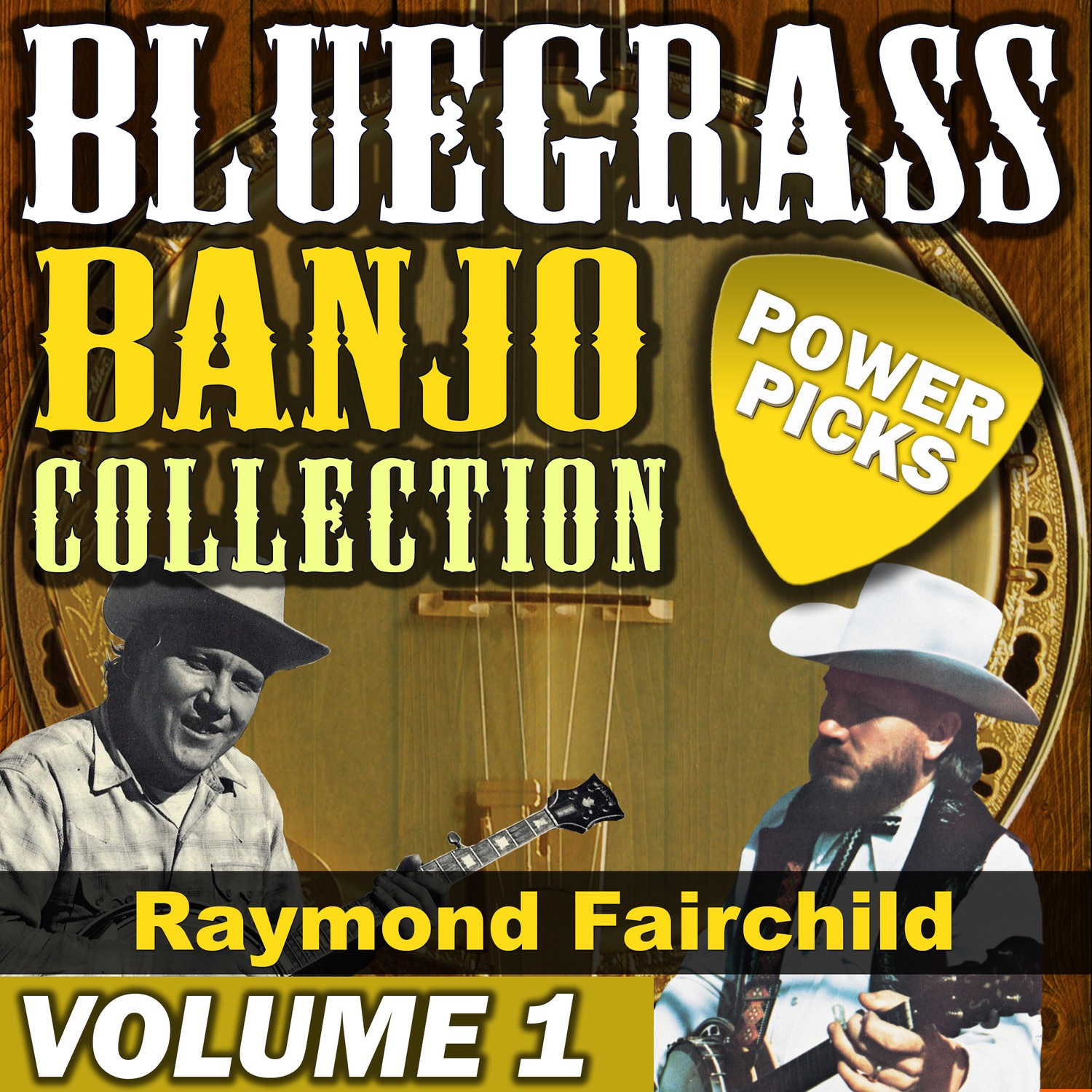 Bluegrass Banjo Collection, Vol.1