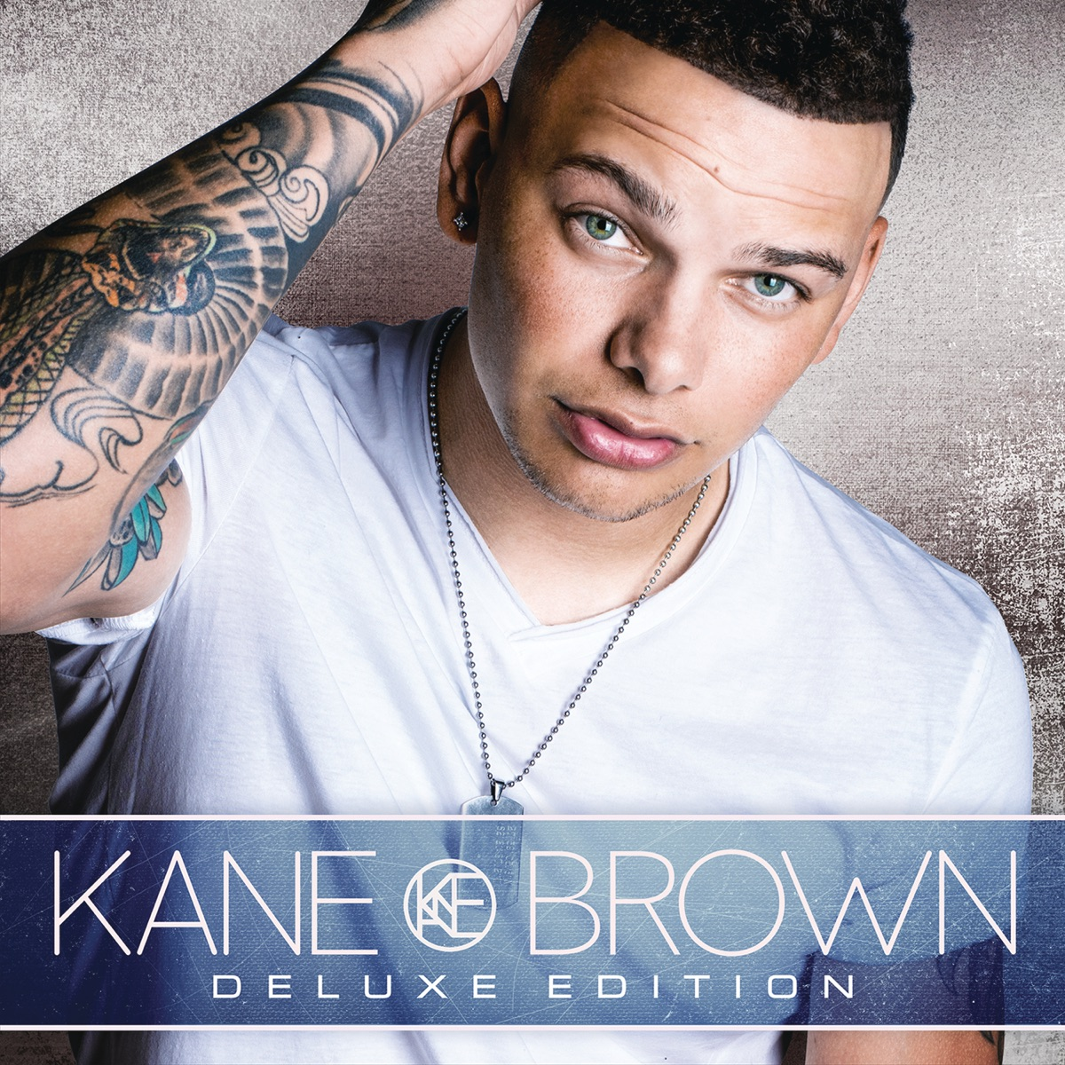 Kane Brown Deluxe Edition Kane Brown CD cover