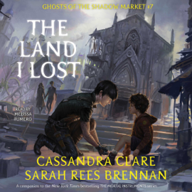 The Land I Lost: Ghosts of the Shadow Market (Unabridged) audiobook