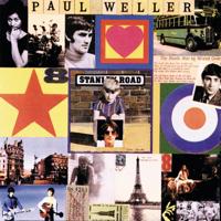 Paul Weller - Stanley Road artwork