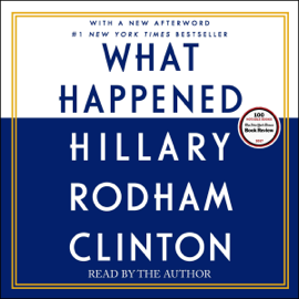 What Happened (Unabridged) audiobook