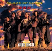 Jon Bon Jovi - Blaze Of Glory with intro