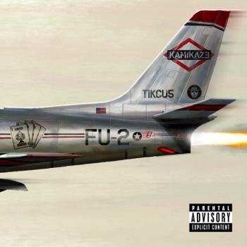 Eminem Kamikaze music review