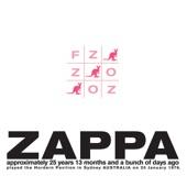 Frank Zappa - Filthy Habits (excerpt)