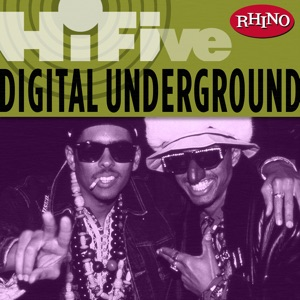 Rhino Hi - Five: Digital Underground - EP