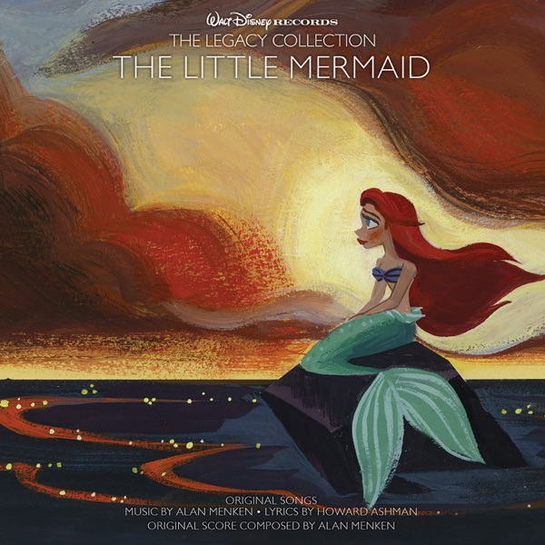 The Little Mermaid (Motion Picture Soundtrack) [Walt Disney Records: The Legacy Collection]