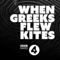 Podcast cover art for When Greeks Flew Kites