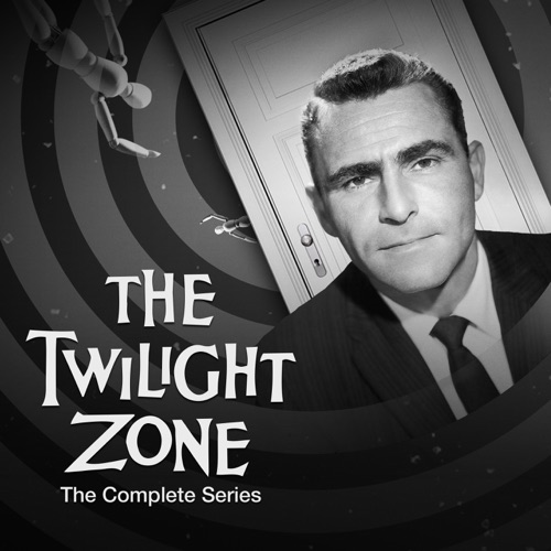 The Twilight Zone: The Complete Series poster