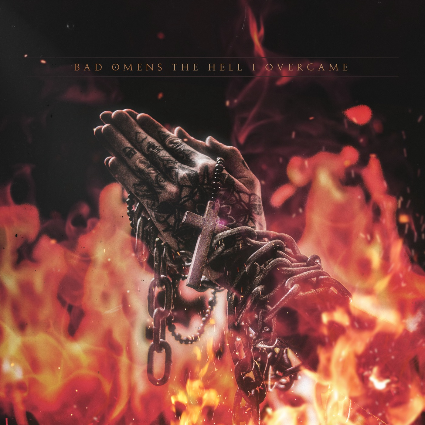 Bad Omens - The Hell I Overcame [single] (2018)