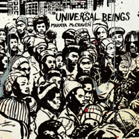 Makaya McCraven - Universal Beings artwork