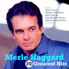 Merle Haggard - 20 Greatest Hits  artwork