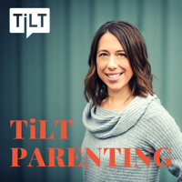 Podcast cover art for TILT Parenting: Raising Differently Wired Kids