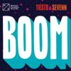 Tiësto & Sevenn - BOOM  arte