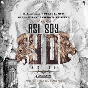Así Soy Yo (Remix) [feat. Pusho, Kendo Kaponi & Pacho El Antifeka] - Single Mp3 Download