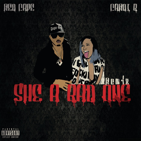 She a Bad One (BBA) [feat. Cardi B] [Remix] - Single