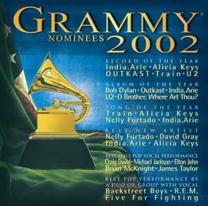 Grammy Nominees - 2002