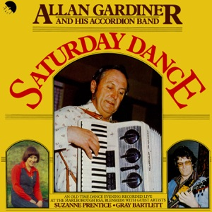 Allan Gardiner's Accordion Band - Now Is the Hour