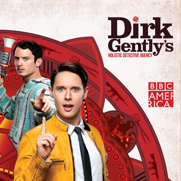 dirk gently season 2