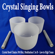 Quartz Crystal Bowl Meditation - Crystal Singing Bowls