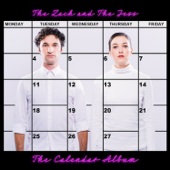 The Calendar Album-The Zach and The Jess