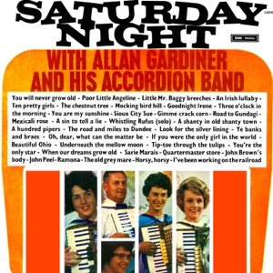 Allan Gardiner's Accordion Band - You Will Never Grow Old / Little Mr. Baggy Breeches / That's an Irish Lullaby