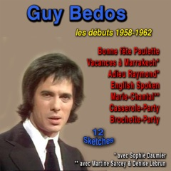 Guy Bedos: Les premiers sketches