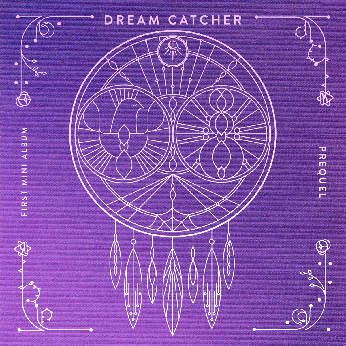 Prequel - EP DREAMCATCHER CD cover