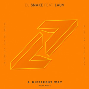 A Different Way (feat. Lauv) [Noizu Remix] - Single Mp3 Download