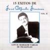 15 Exitos de José Alfredo Jimenez, Vol. 2, José Alfredo Jiménez